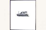 A Voyage, Edward Bawden