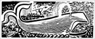 Jonah's Whale, Edward Bawden