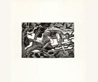 Boy Bird's Nesting, Eric Ravilious