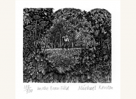 In The Beanfield, by Michael Renton