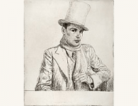Grey Topper, by Edgar Holloway