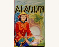 Aladdin, by Artist Unknown