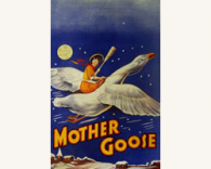 Mother Goose, by Artist Unknown