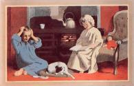 Fireside, Thomas Carr