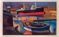 Ships In Sète, Gabriel Couderc