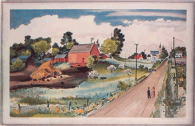 Minnesota, Adolf Dehn