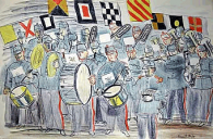 The Band, Raoul Dufy