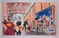 The Circus, Russell Reeve