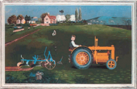 Tractor, Kenneth Rowntree