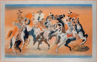 Arizona Cowboys, Buk Alreich