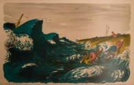 The Wreck, by Edward Ardizzone