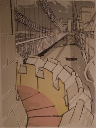 Bridge, by Richard Bawden