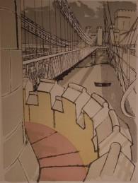 Bridge, by Richard Bawden