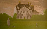 The Country House, by Lynton Lamb